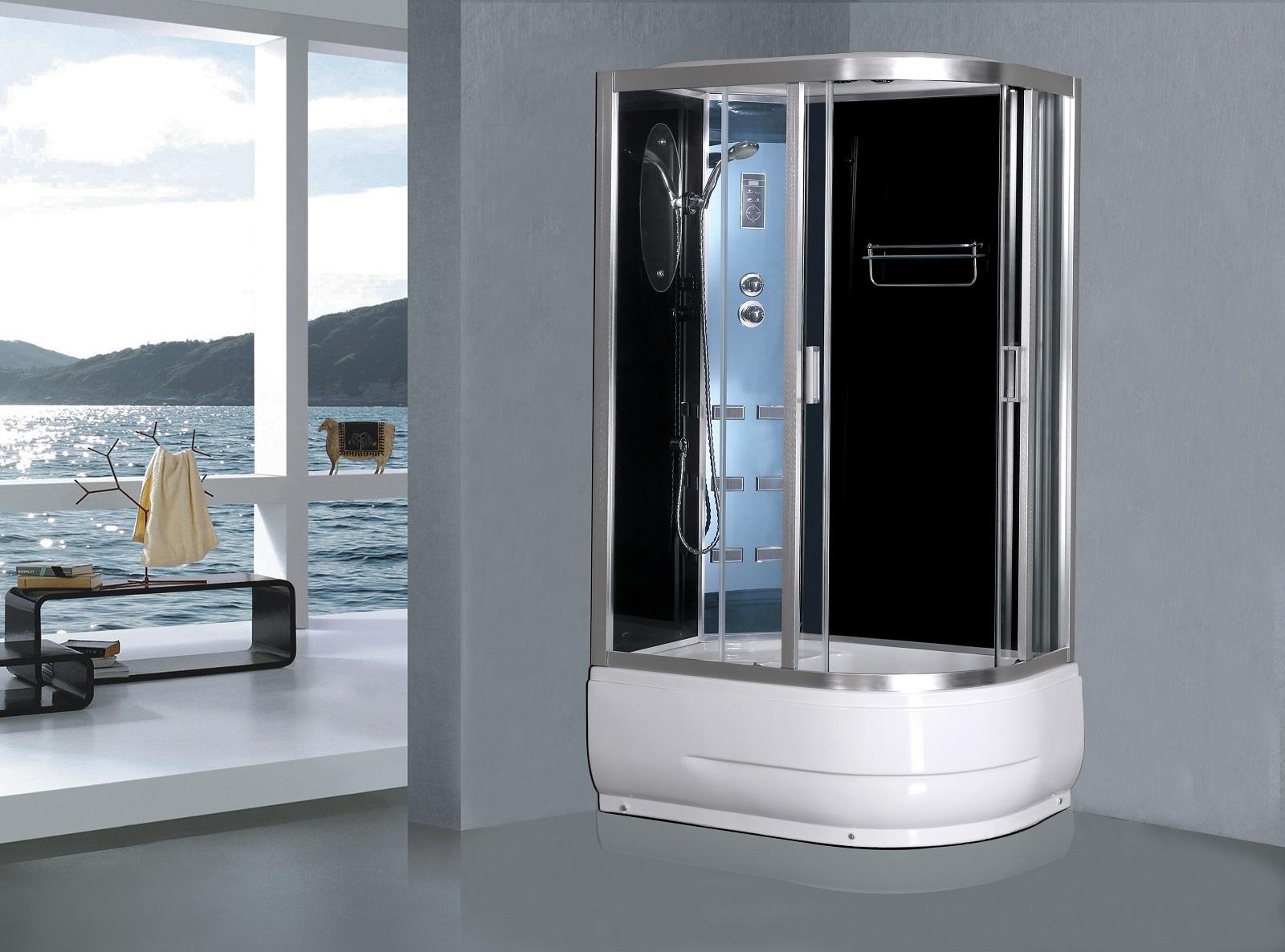 Douchecabine Met Achterwand : ▷ badkamer douchecabine kopen? online internetwinkel