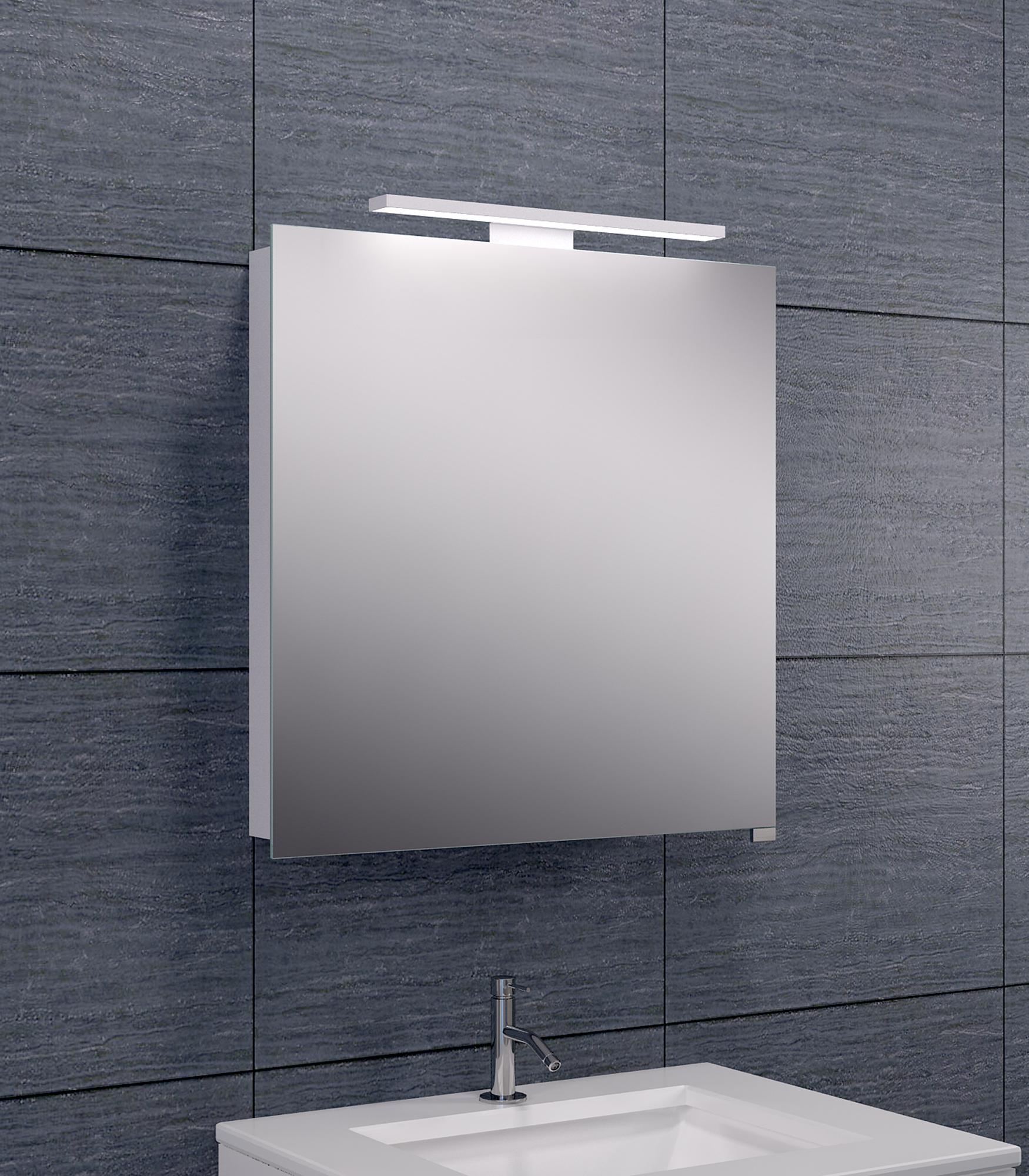 Spiegelkast Larissa LED 600x600