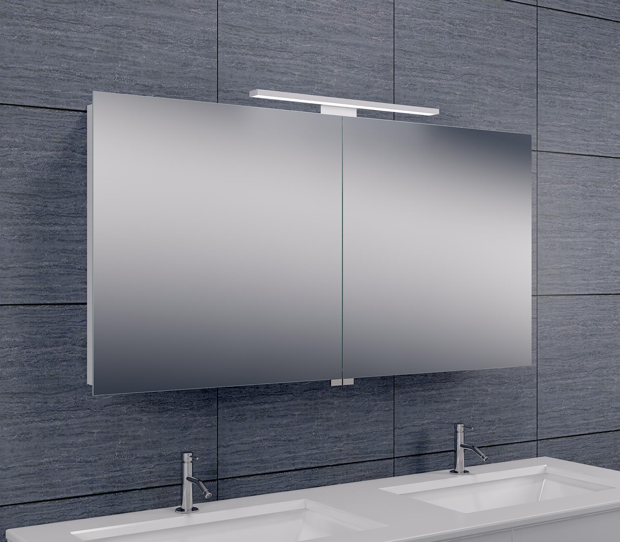 Spiegelkast Larissa LED 1200x600
