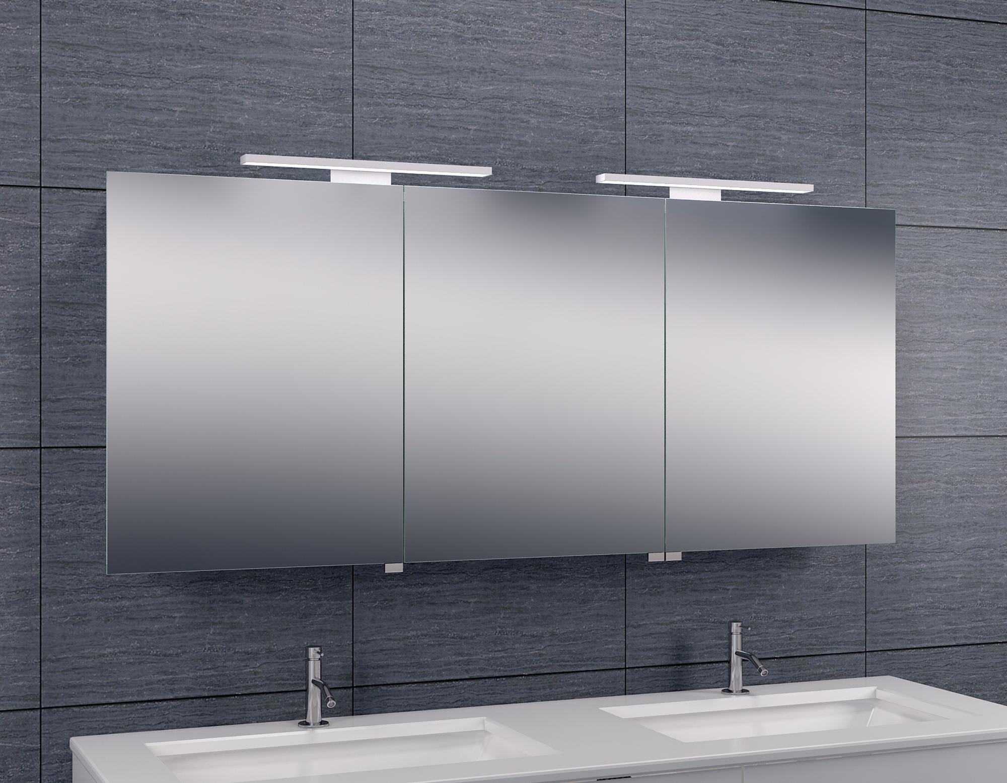 spiegelkast 100 cm met verlichting kopen online