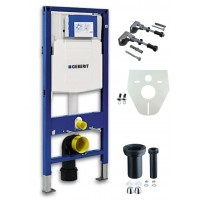 Geberit Duofix toilet element met UP320 inbouwreservoir 1