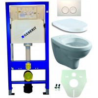 Geberit UP100 hangtoilet pack 1 1