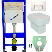 Geberit UP100 hangtoilet pack 16 1