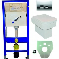 Geberit UP100 hangtoilet pack 17 1