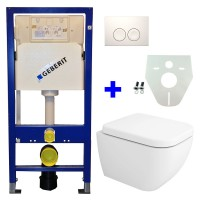 Geberit UP100 hangtoilet pack 8 1