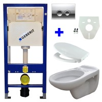 Geberit UP100 hangtoilet pack 11 1