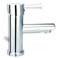 Sanifun Schütte UNICORN basin mixer, chrome