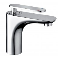 Sanifun Schütte ORCA basin mixer, chrome