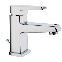 Sanifun Schütte FOX basin mixer, chrome