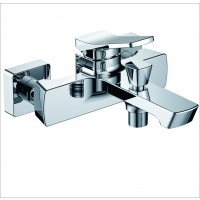 Sanifun Schütte STILO bath mixer, chrome