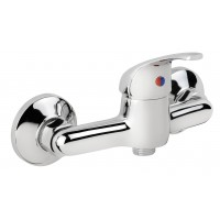 Sanifun Schütte ATHOS PLUS shower mixer, chrome