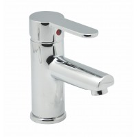 Sanifun Schütte ATLANTA basin mixer, chrome