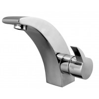 Sanifun Schütte PANAMA basin mixer, chrome