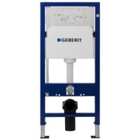Geberit Duofix toilet element met UP100 inbouwreservoir 1