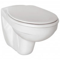 Ideal Standard hangtoilet Astor 520 Wit 1