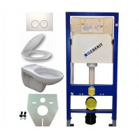 Geberit UP100 hangtoilet promotie pack 1