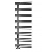 Sanifun design radiator Phoenix 1440 x 500 RVS 1