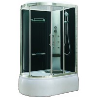 Sanifun douche-bad combinatie Esperano 1350 x 900 1