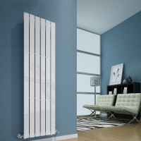 Sanifun design radiator Boston 2000 x 410 Wit 1