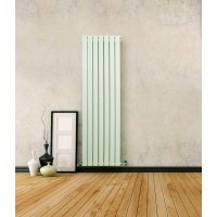 Sanifun design radiator Boston 2000 x 480 Wit 1