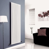 Sanifun design radiator Boston 2000 x 550 Wit 1