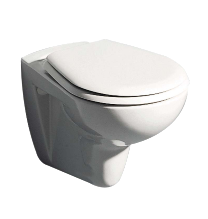 Hang toilet