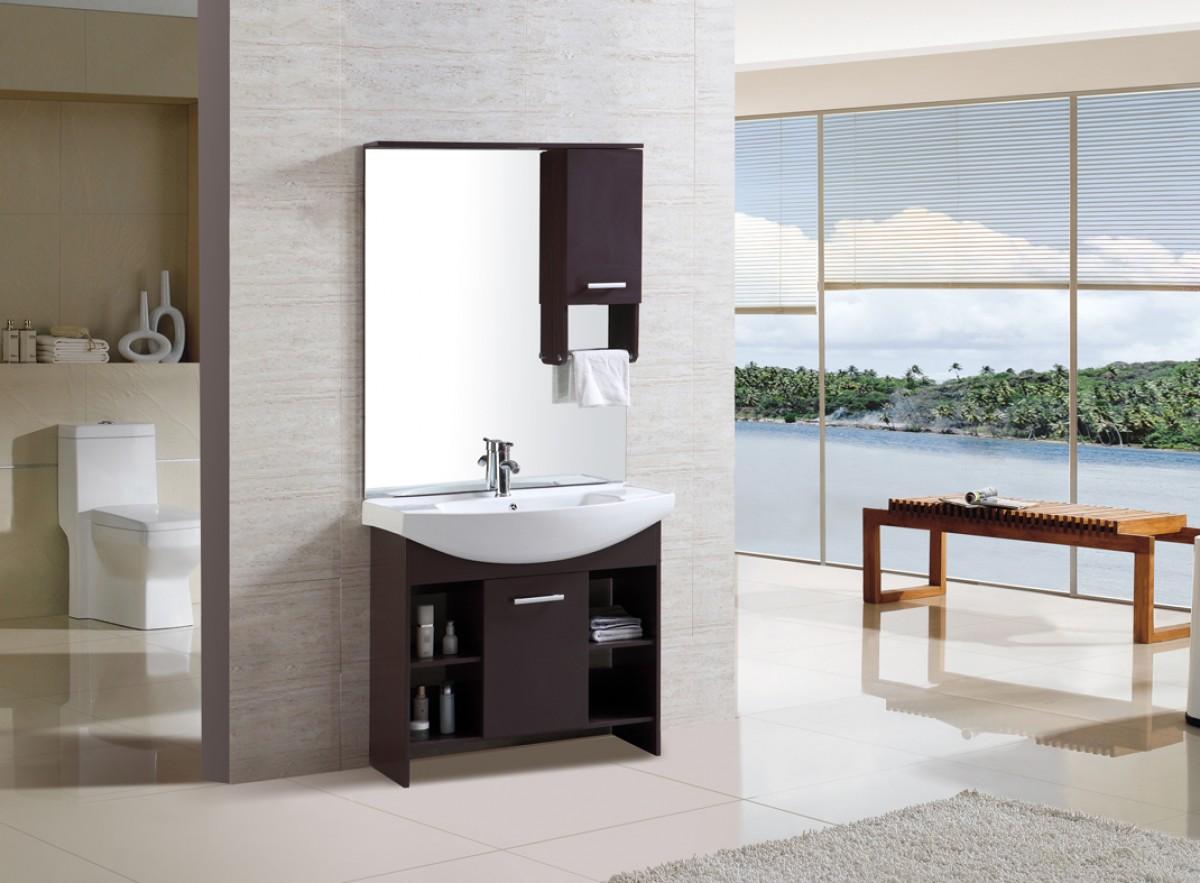 eikenhout badkamermeubel kopen online internetwinkel