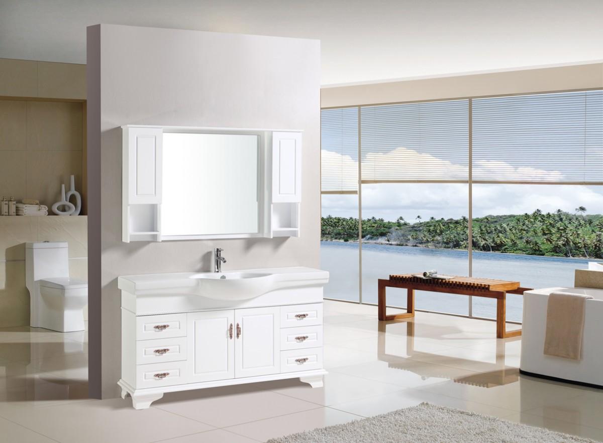▷ houten badkamermeubel kopen? online internetwinkel