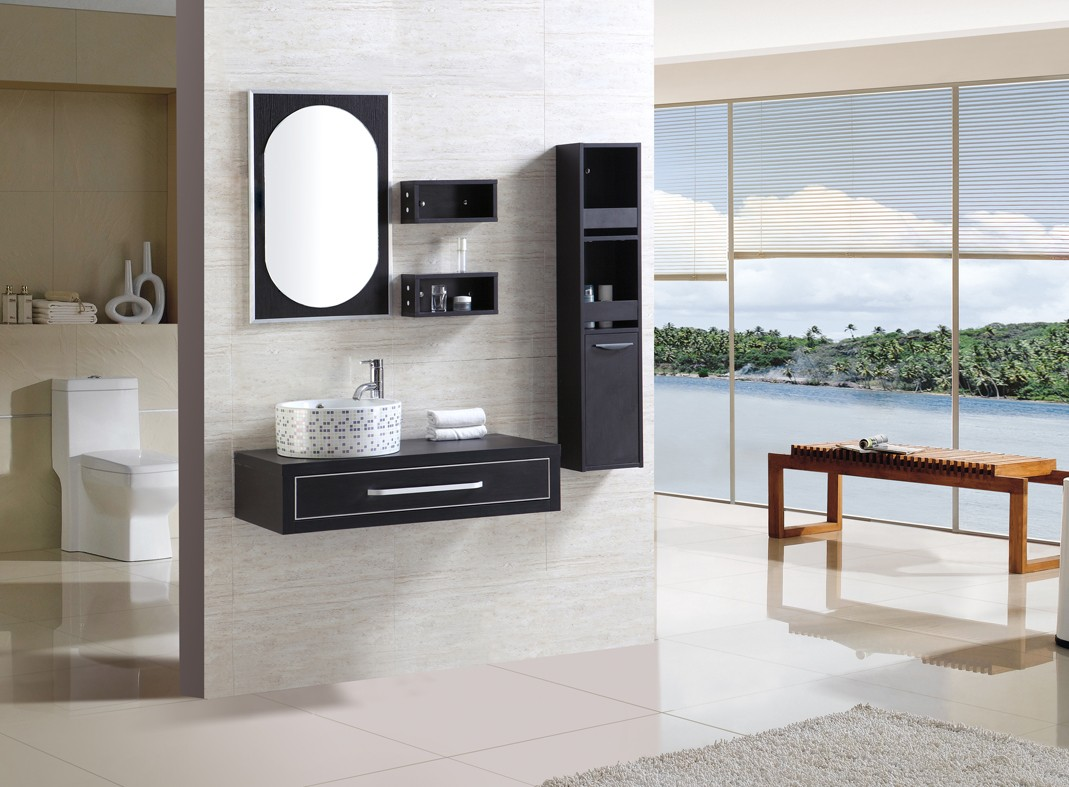 Badkamermeubel Met Badkamer : Zwevend badkamermeubel in de badkamer blog online sanitair