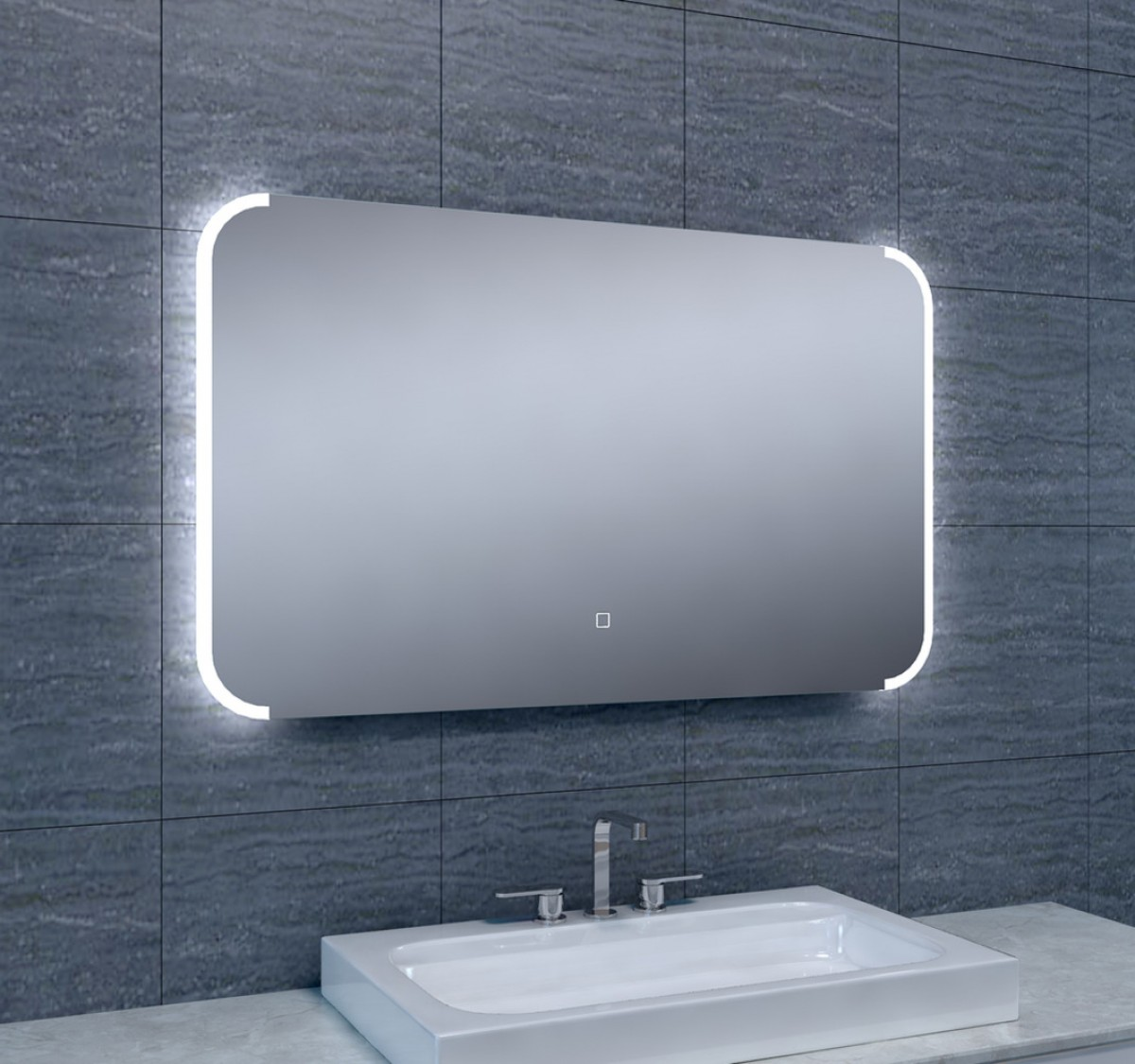 Spiegels in de badkamer | Blog Sanifun