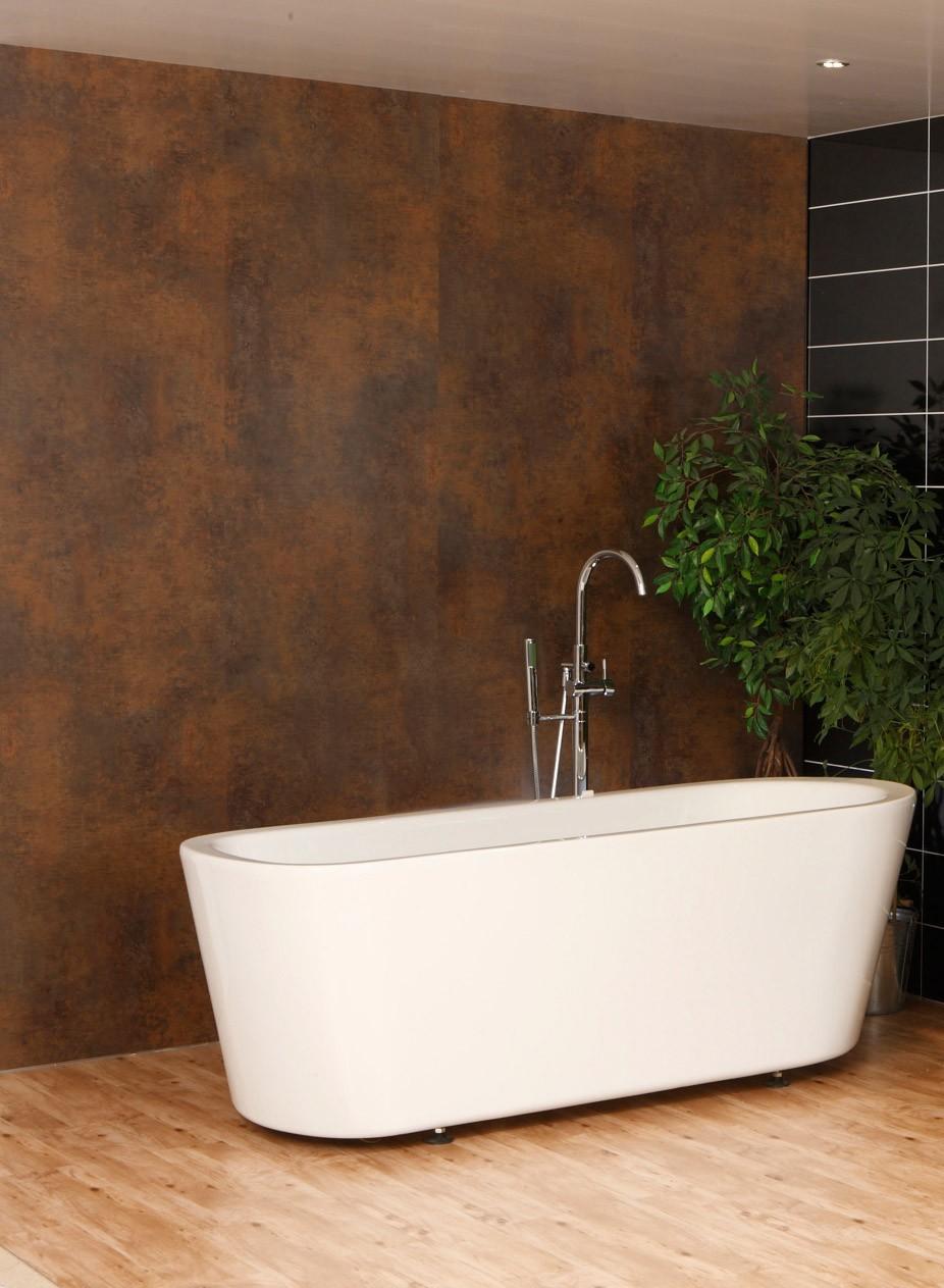 Het alternatief voor badkamertegels - Blog Online-sanitair.com