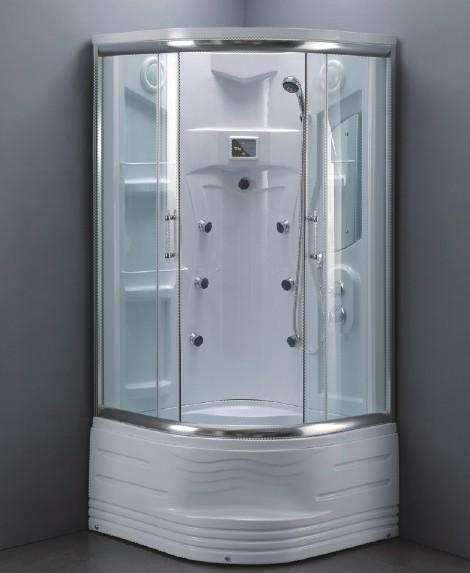 Stoomcabines Voor Grote En Kleine Badkamers