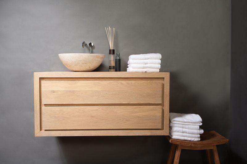 Badkamermeubel met losse waskom - Blog Online Sanitair