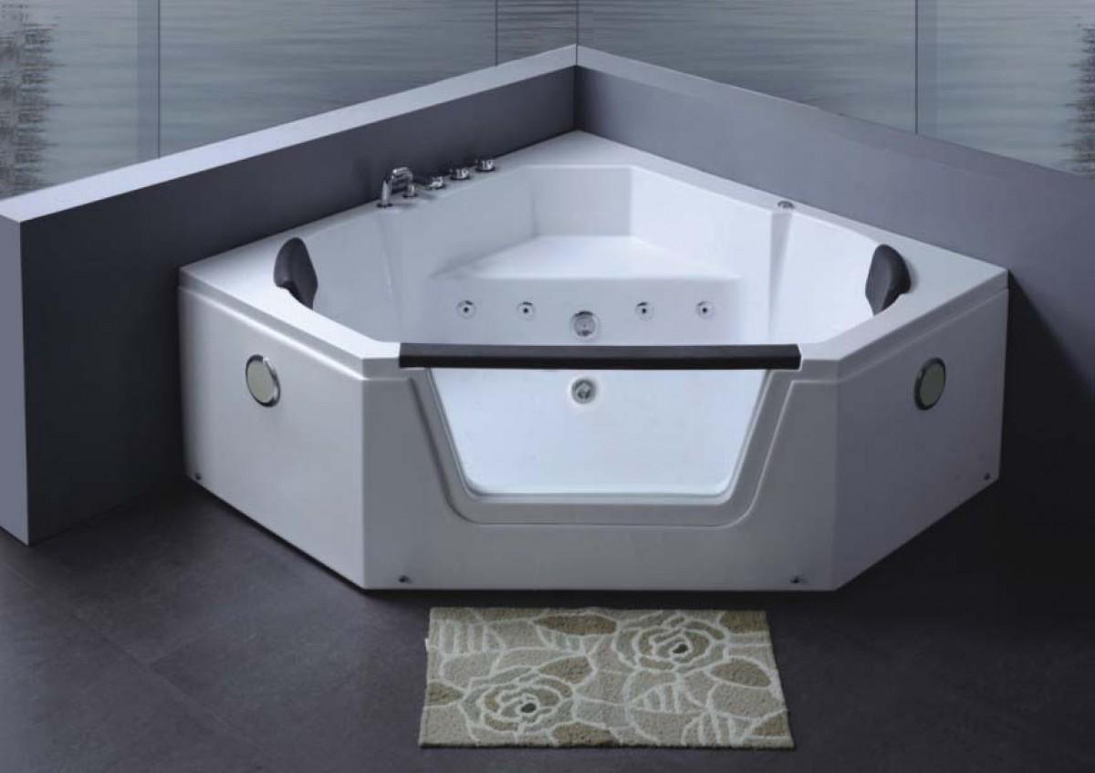 Tweepersoons whirlpool in uw eigen badkamer | Blog Sanifun