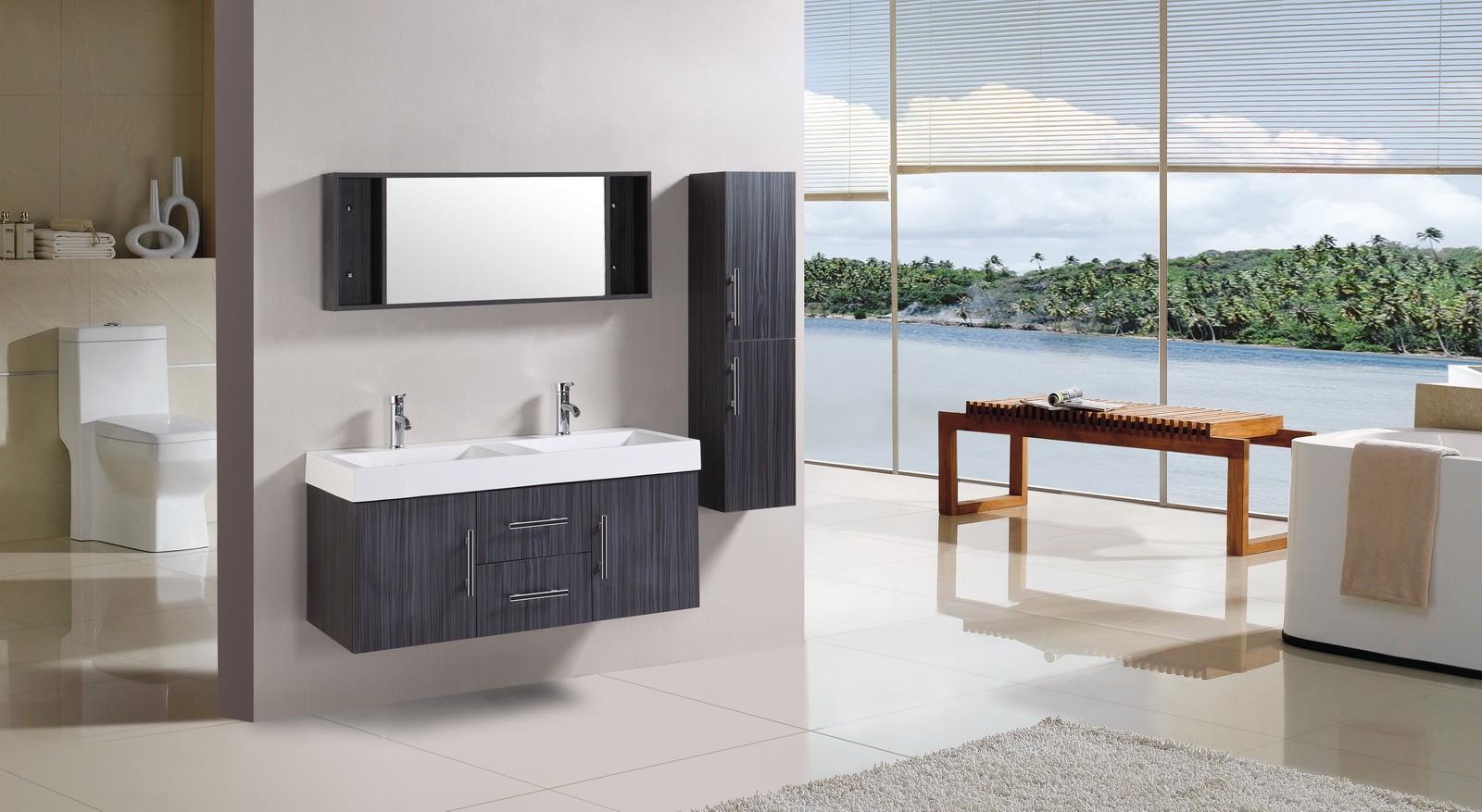Badkamers met een moderne stijl - Moderne badkraan ...