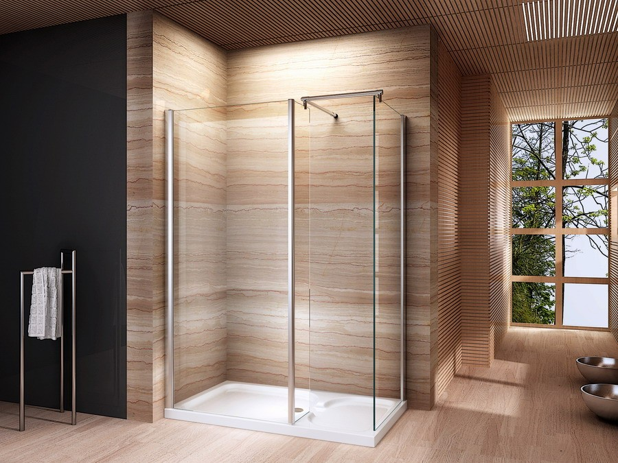 Inloopdouche naar eigen ontwerp online sanitair