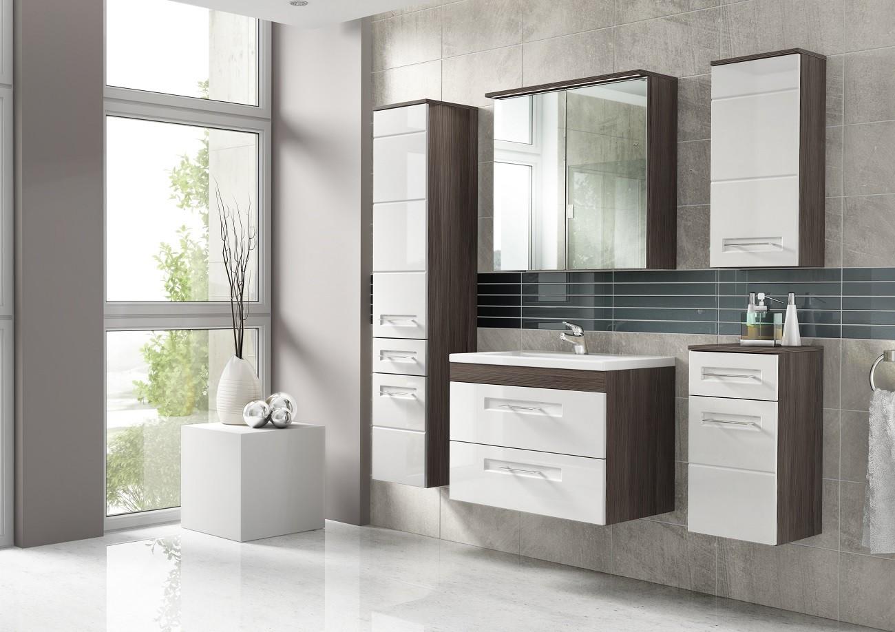 Badkamermeubels met veel badkamerkasten blog online sanitair for Designer doppelwaschtisch