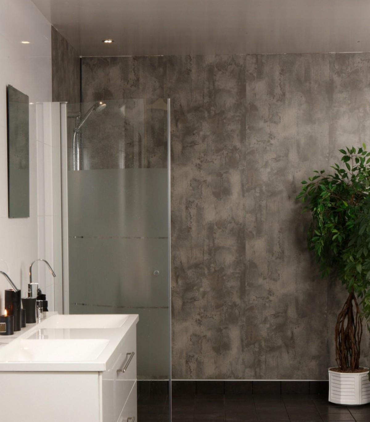 Spa panelen als wandversiering in de badkamer | Blog Sanifun